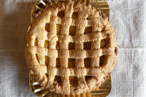 CROSTATA - Housemade Jam Tart.  Made fresh to order and READY IN 72 HOURS - Donato Online Store
