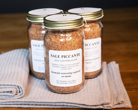 SALE PICCANTE - House-made spicy Seasoning Salt