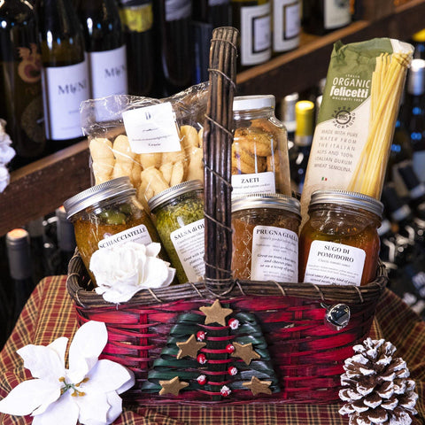 CLASSICO HOLIDAY BASKET - Donato Online Store