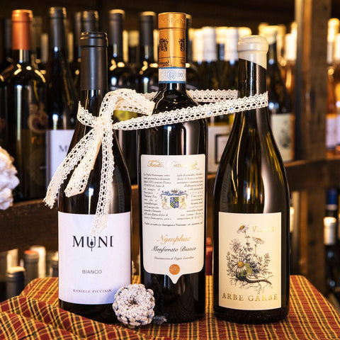 WHITE WINE HOLIDAY BOX - Donato Online Store