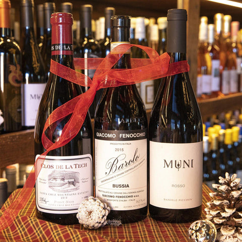 RED WINE HOLIDAY BOX - Donato Online Store