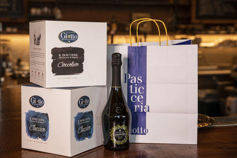 PANETTONE & PROSECCO CHRISTMAS & NEW YEAR EVE KIT - Donato Online Store