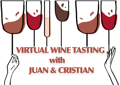"4/17 @ 4PM: Virtual Wine Tasting  ""Amazing Amarone & Vivacious Valpolicella"""