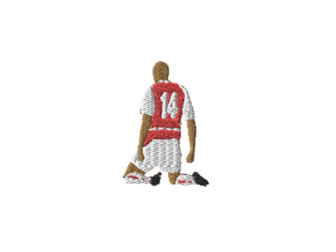 """The King"" - Thierry Henry"