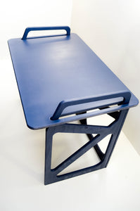 Stow Away Desk: Solid Painted Large