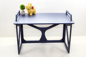 Stow Away Desk: Solid Painted Medium