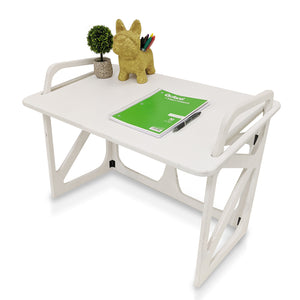 Stow Away Desk: Solid Painted Small