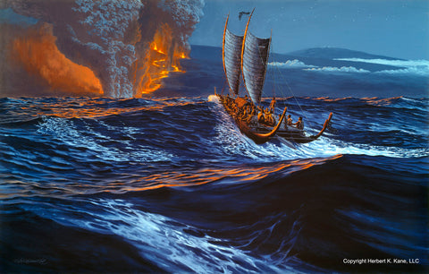 The Discovery of Hawaii
