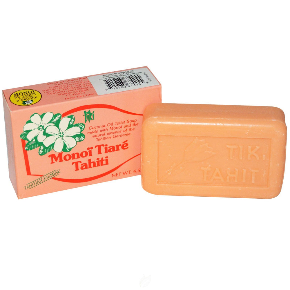 Monoi Pitate soap