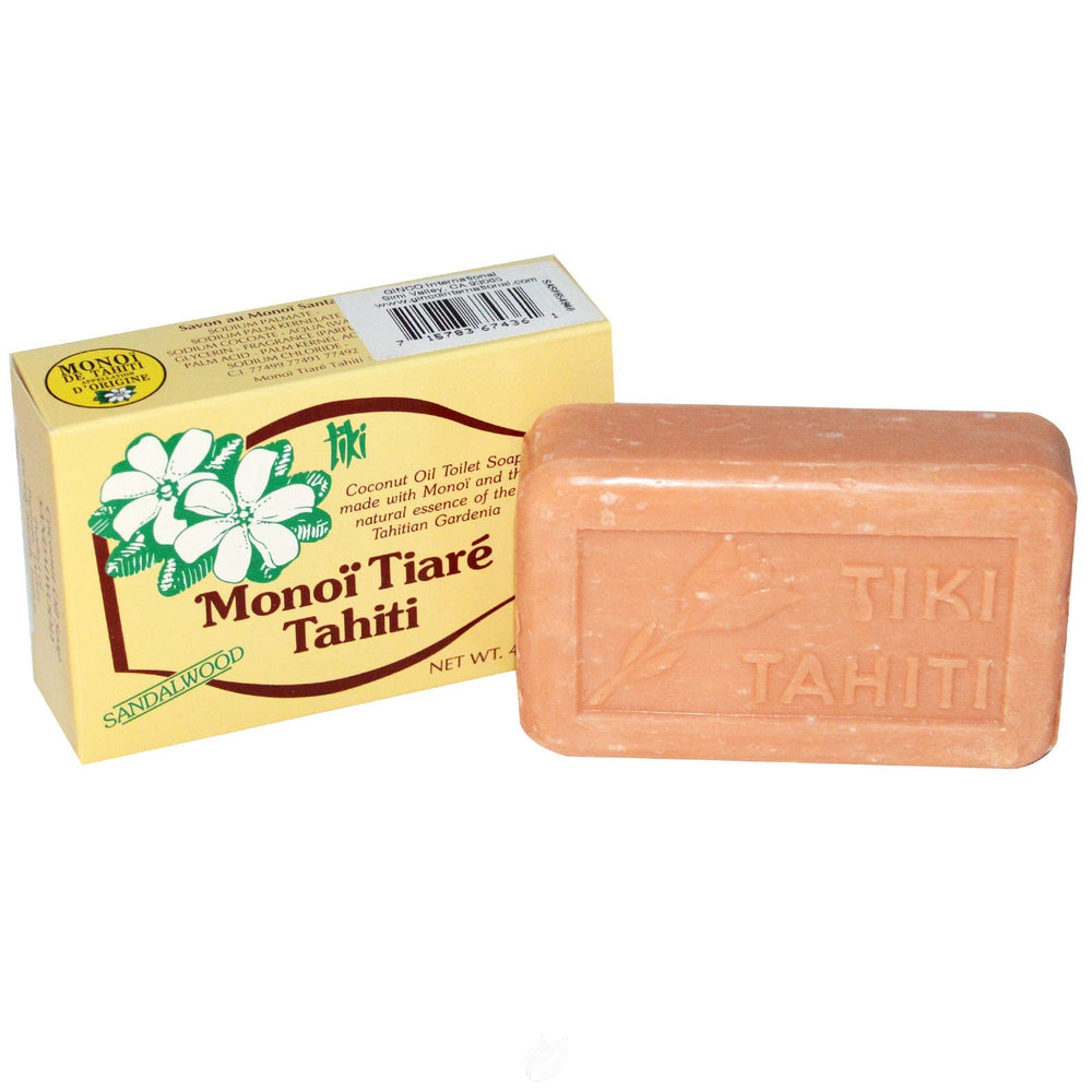 Monoi Santal soap