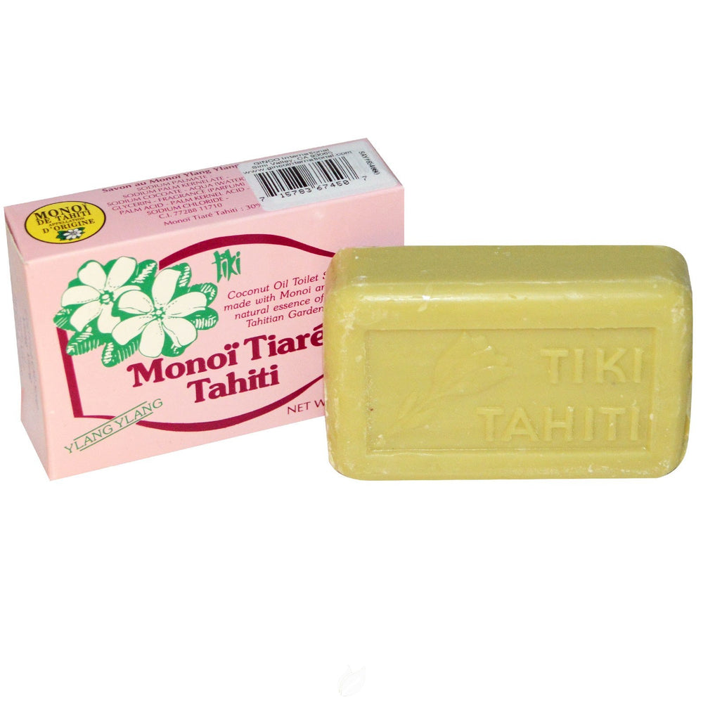 Load image into Gallery viewer, Monoi Ylang Ylang soap