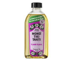 Load image into Gallery viewer, Monoi Tiki Tahiti - Ylang Ylang 4 oz. - Monoi Oil