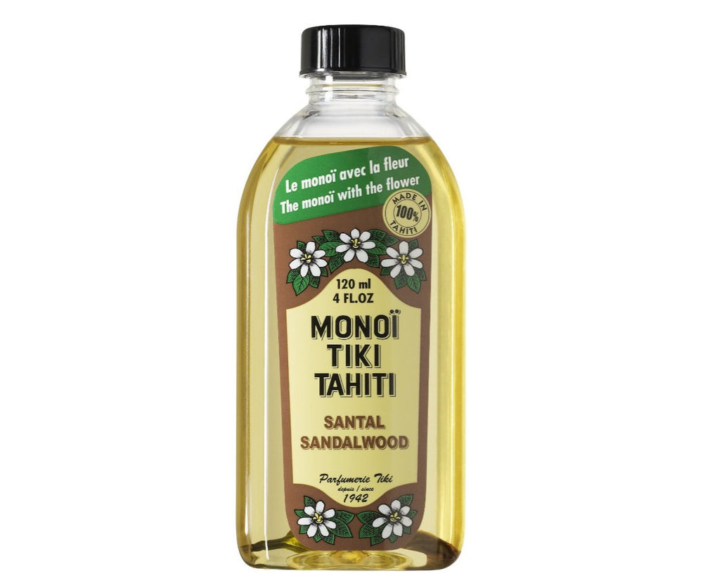 Load image into Gallery viewer, Monoi Tiki Tahiti - Santal 4 oz. - Monoi