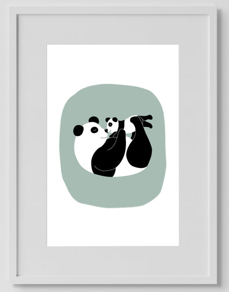 Mummy and Me Pandas