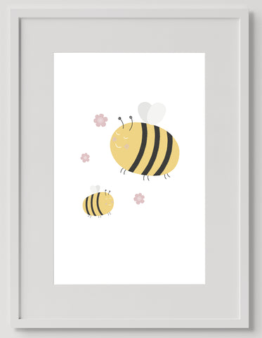 Bee happy bumble bees