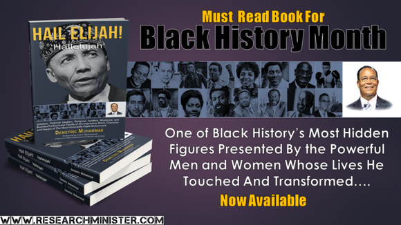 "A MUST READ BOOK FOR BLACK HISTORY MONTH: ""Hail Elijah"""