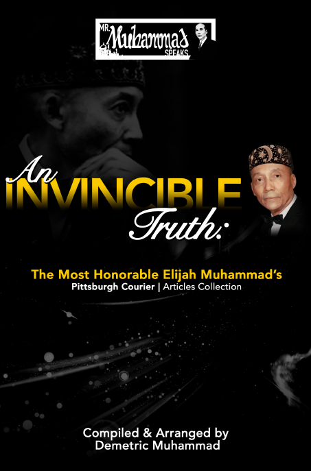 Invincible Truth: Pittsburgh Courier Articles Collection