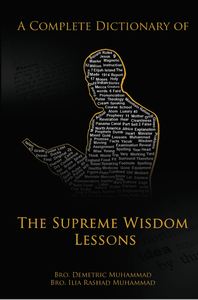 Dictionary of the Lessons