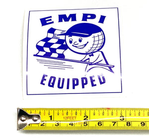 EMPI EQUIPPED - sticker
