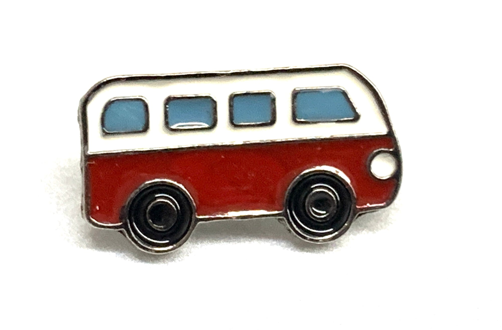 Van / Bus Lapel / Hat / Jacket Enamel Pin