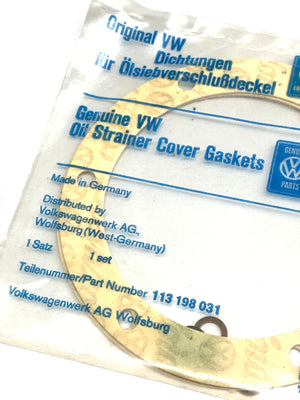 NOS VW Oil Change Gasket kit - 3 PACK