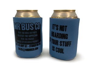 MR BUS CO Can Coozie - Lavender