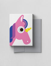 Load image into Gallery viewer, V.Happy Papers | Unicorn Face