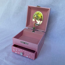 Load image into Gallery viewer, Musical Ballerina Jewellery Box