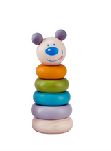 Load image into Gallery viewer, Wooden Stacking Toy