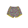 Elise Short - Multi Dot / Yellow