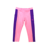 Lila Legging - Pink / Purple