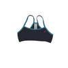 Briana Sports Bra - Navy/Teal