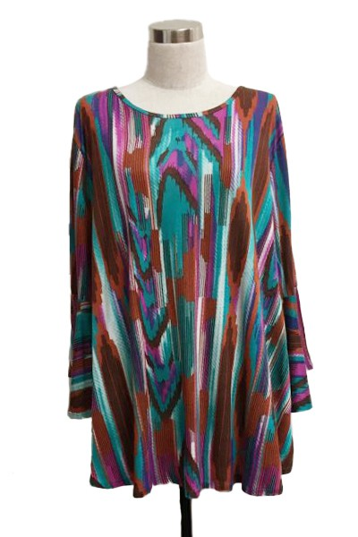 Plus Size Women's Tunic