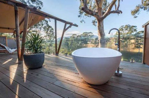 Currajong Retreat eco getaway inspiration