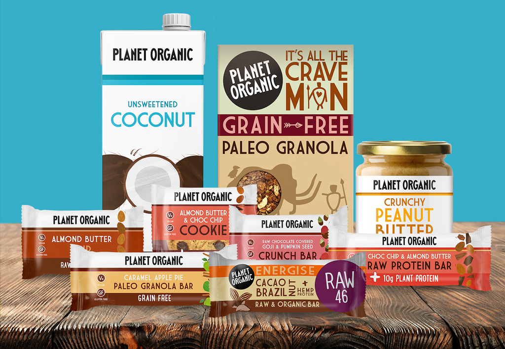 Our Planet Organic Range