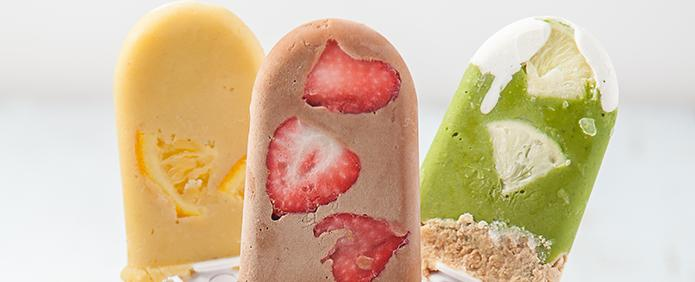 Smoothie Ice Lollies