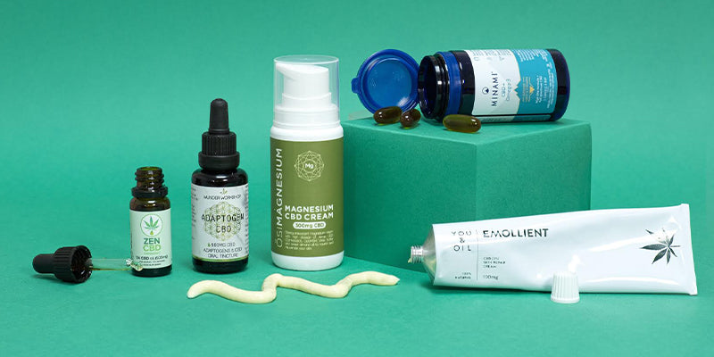 Getting Started with Cannabis Oil and CBD Products