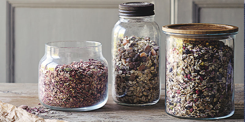 A Guide To Muesli Making From Vanessa Kimbell's Sweet Sourdough