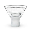 Glass FREEZE™ Martini Glass (Set of 2)