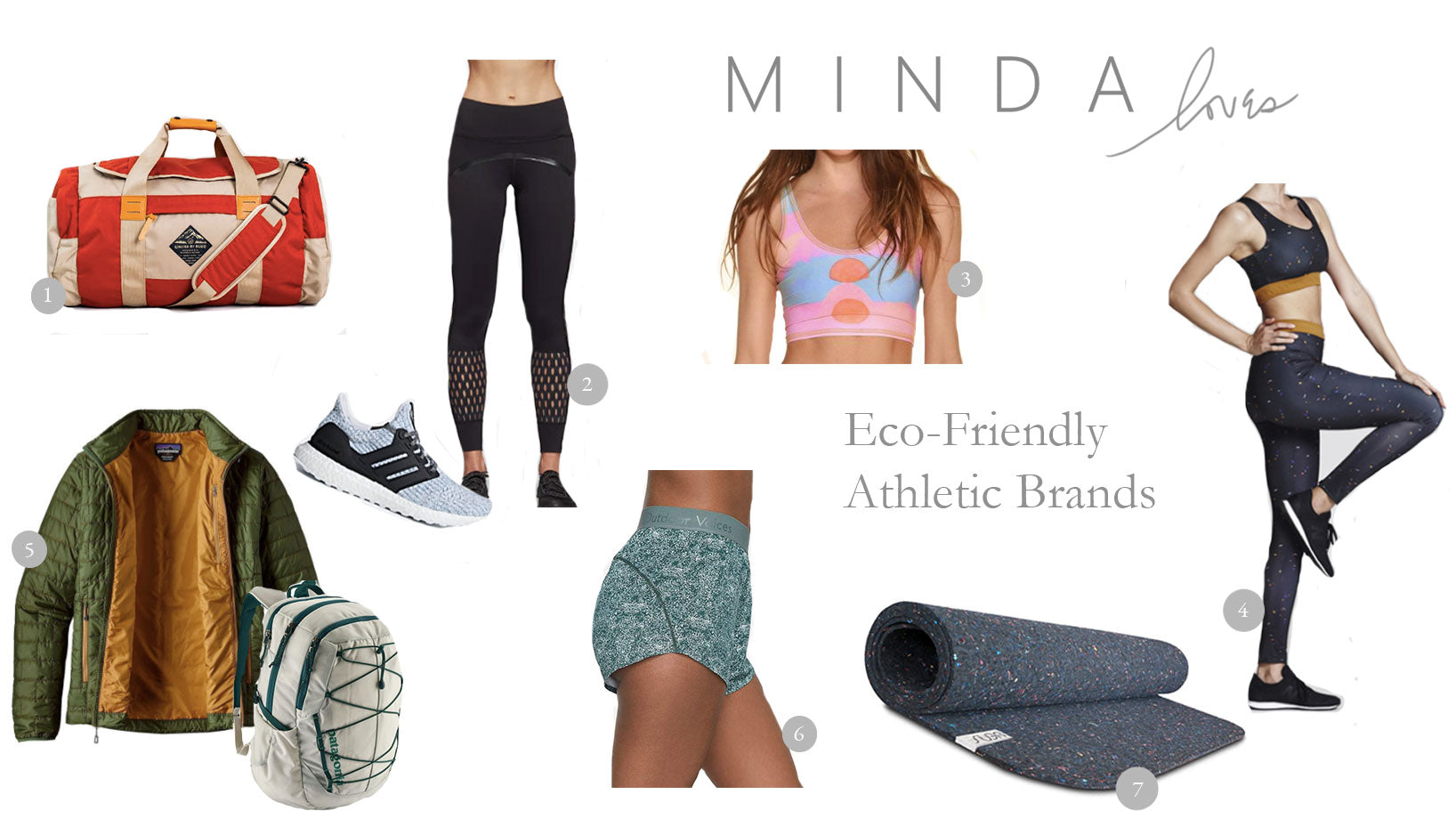 Eco-Friendly, Sustainable Athletic Brands