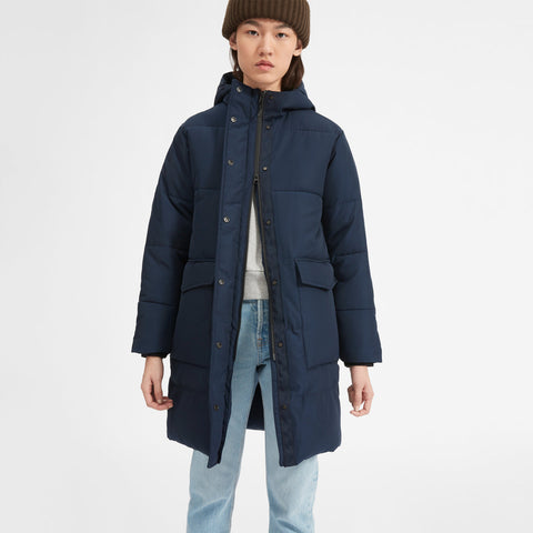 everlane renew puffer jacket