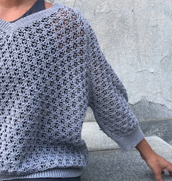 Ash Pullover Sweater