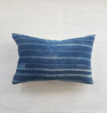 I N D I E: striped indigo no. 1