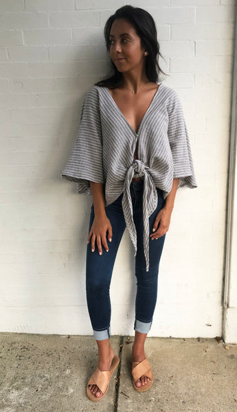 Keeper Wrap Top