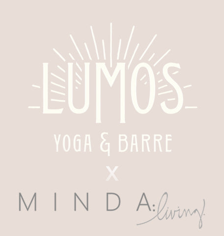 Lumos x Minda: mindful yoga flow  September 8 + 9
