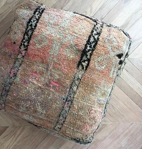 No. 14 | Vintage Wool Floor Cushion