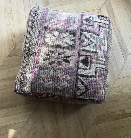 No. 5 | Vintage Wool Floor Cushion