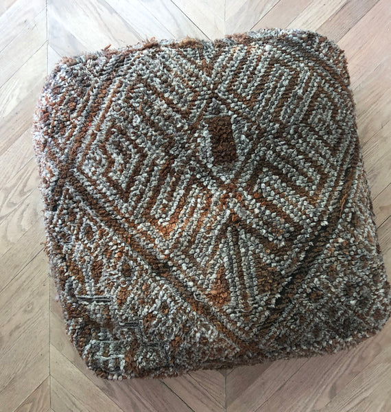 No. 15 | Vintage Wool Floor Cushion