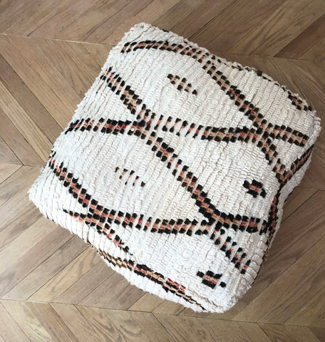 No. 6 | Vintage Wool Floor Cushion