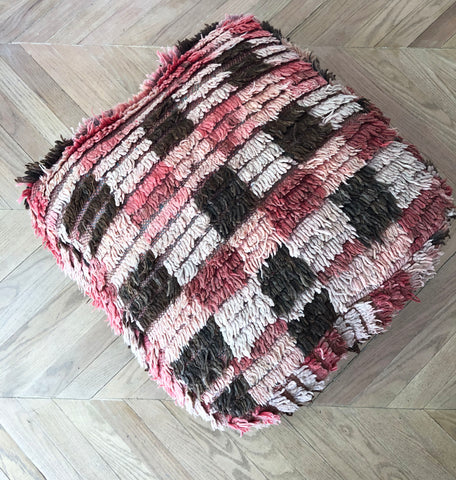 No. 8 | Vintage Wool Floor Cushion